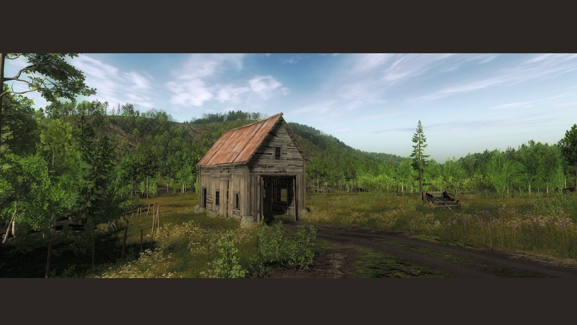 "Settler Creeks - Vecchio edificio non più ""vecchio"". COUTRY_HOUSE_ANTE"